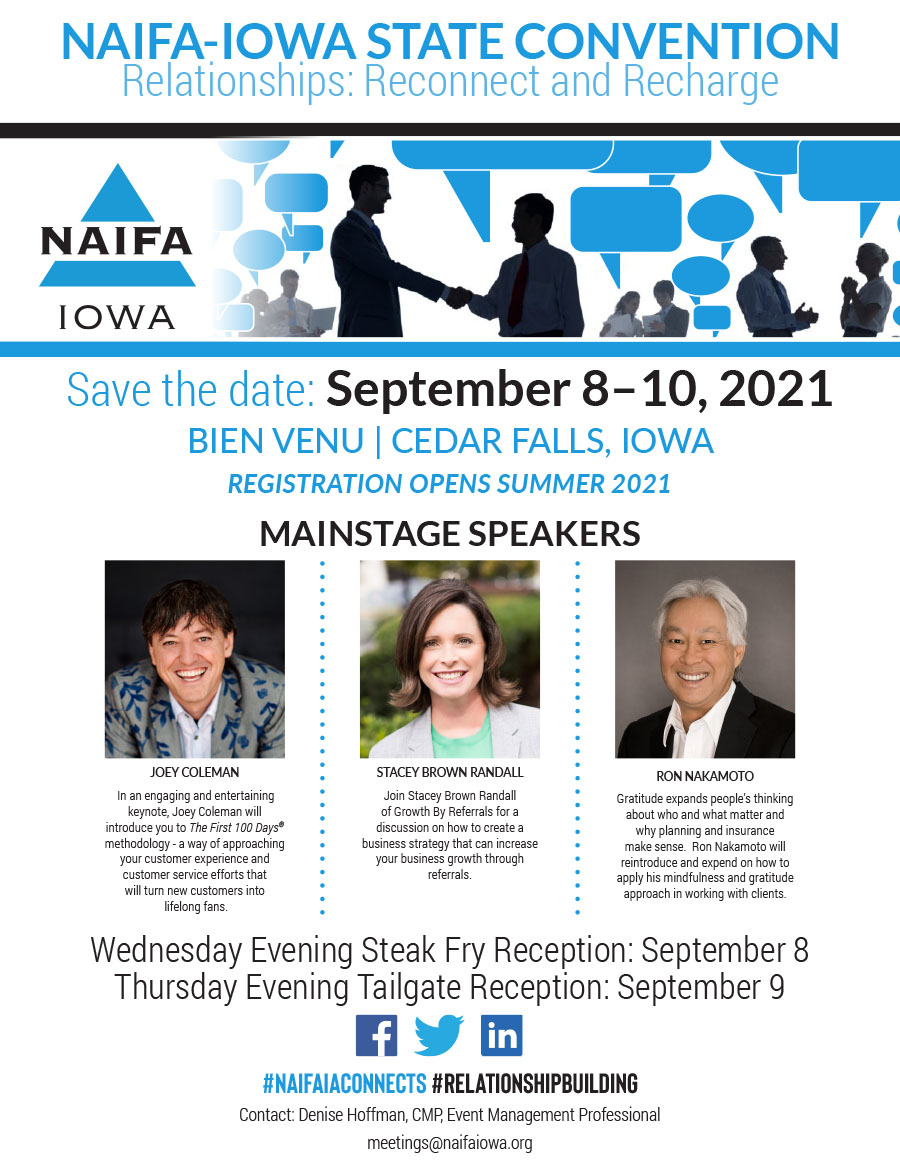 NAIFA-IA Save the Date Graphic Resize for Mail Chimp